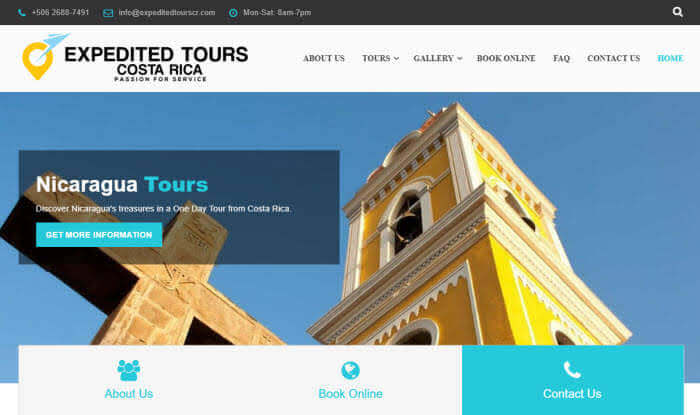 Expedited Tours CR